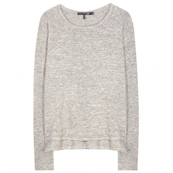 Rag & Bone Camden Sweater (€140) ❤ liked on Polyvore featuring tops…
