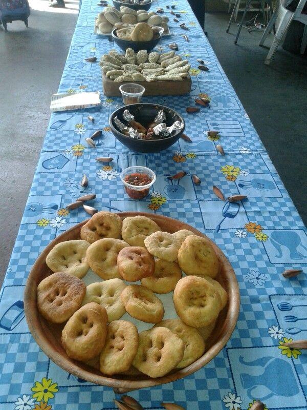 Comida mapuche