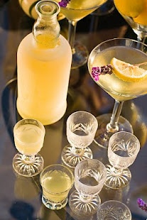 Champagne and Lemoncello  Mix an ounce of your favorite Limoncello (ice cold) with a sparkling wine and you create something special.