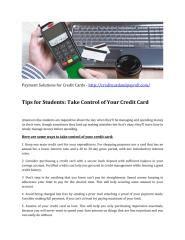 Credit Card Processing Solutions in US | Credit Card Processing Service