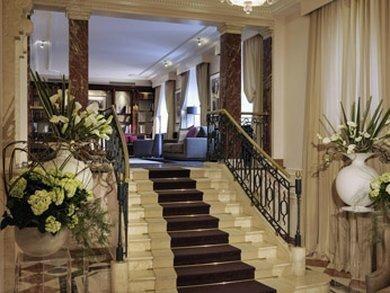 Sofitel Hotel in Rome | Sofitel Rome Villa Borghese in Rome: Hotel Rates & Reviews on Orbitz
