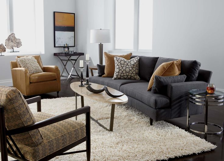 Apollo Living Room By Ethan Allen