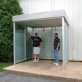 Bus & Smokers Shelters at Global Industrial