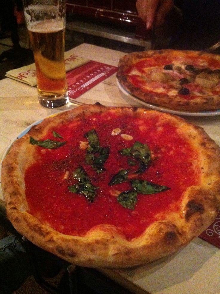 Pizza pomodoro -Venecia By Italia
