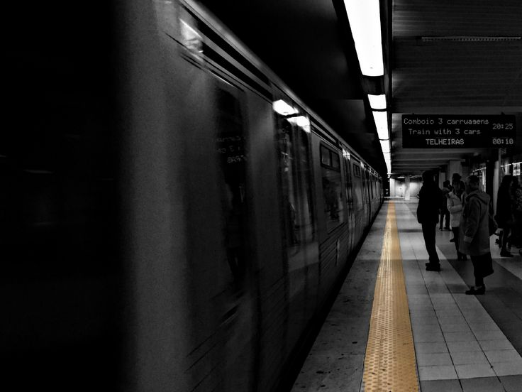 Lisbon Subway