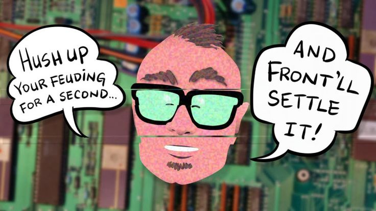 MC Frontalot Raps About the Meaning of Freedom in the Quirky Animated Music Video 'Freedom Feud'