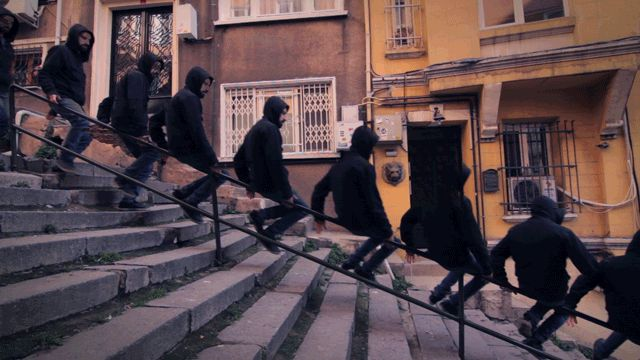New Cloned Video GIFs from Erdal Inci