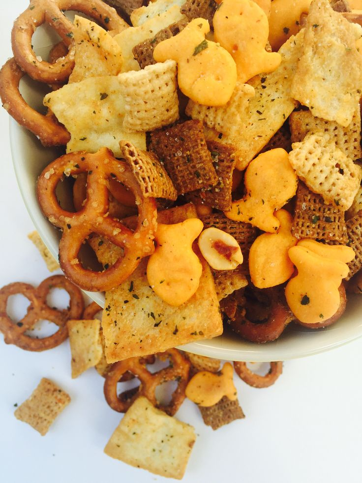 You just can't go wrong with good old fashioned Chex Mix, it even gets better when it's flavored with ranch seasoning and spicy buffalo sauce! The fun part about making Chex Mix is you …