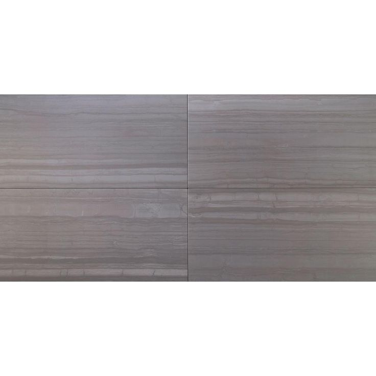 MS International Sophie Gray 12 in. x 24 in. Glazed Porcelain Floor and Wall Tile (12 sq. ft. / case)-NSOPGRE1224 - The Home Depot