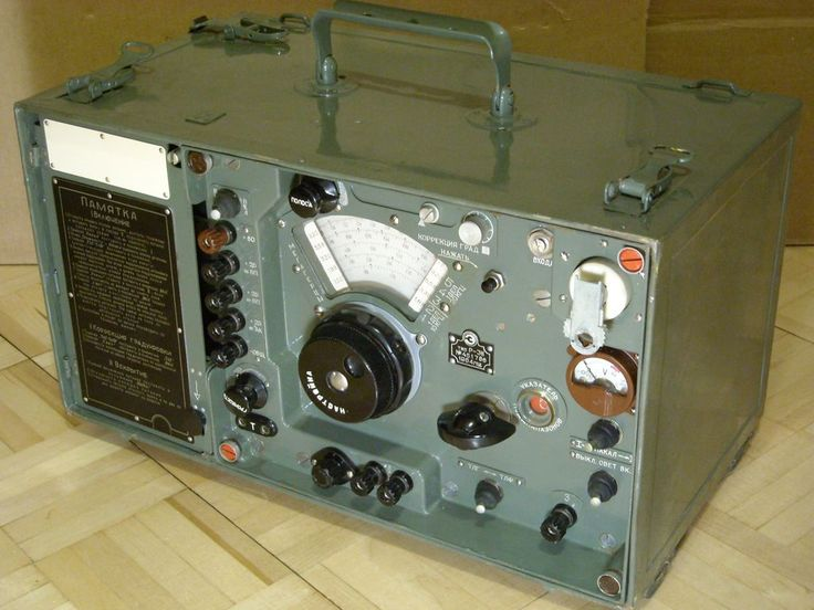 "R-311 ""Omega"" Portable Soviet tube military HF receiver. R-311 ""Omega"" Portable Soviet tube military HF receiver Intended for range 1 to 15 MHz in five scales. Receives AM, CW. Developed in the early 1950s."