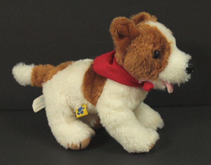 "Build A Bear Mini Jack Russell Terrior Puppy Dog Bearemys Kennel Pals 6"" in Dolls & Bears, Bears, Build-a-Bear | eBay"