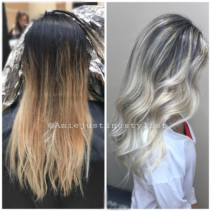 It's a proud moment when you see a before and after side by side.  In love with the results of our first session and our next will make it even better! ���� You get the best results with the best products  @olaplex  @fanola_usa  @love_kevin_murphy  #kevinmurphyproducts #kevinmurphy #kmcolorme #hairsalon #cosmetology #haircolorsecrets #haircolorist  #hairinspiration  #hairtrends #louisvillesalon #louisvillehair #louisillestylist #louisvillehairstylist #louisville  #louisvilleky…