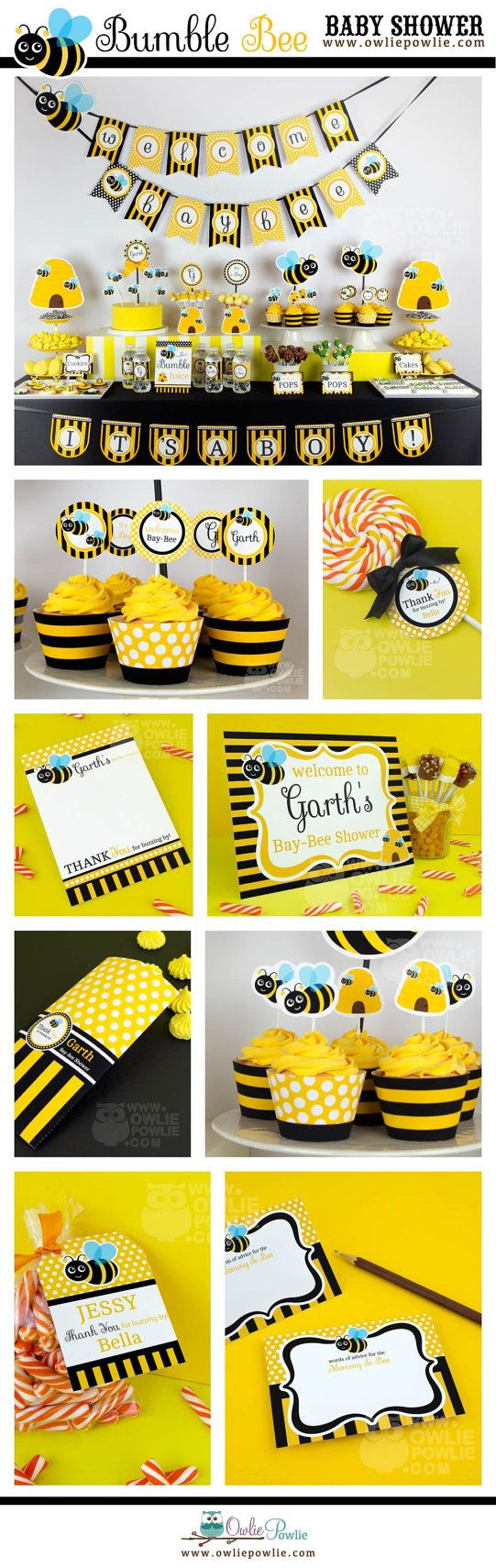 Bumble bee baby shower baby ideas for kate pinterest bumble bumble bee baby shower baby ideas for kate pinterest bumble bees and birthdays solutioingenieria Choice Image