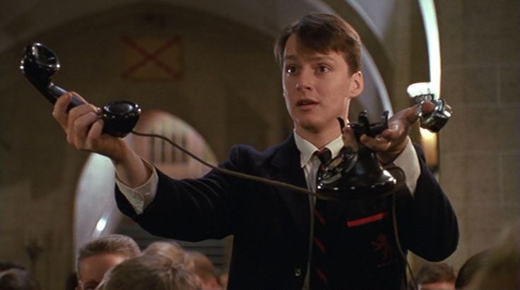 Dead Poets Society, 1989, Peter Weir, Tom Schulman, Robin Williams, Robert Sean Leonard, Ethan Hawke, Josh Charles, Gale Hansen, Norman Lloyd, Gale Nolan, Kurtwood Smith, Dylan Kussman, James Waterston, Allelon Ruggiero, Leon Pownall, Alexandra Powers, Kevin Cooney, Welker White, Debra Mooney, George Martin