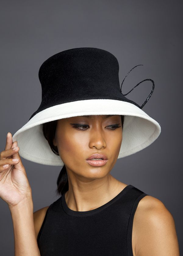 ~Lock & Co Hatters, Couture Millinery A/W 2014 - Bella.