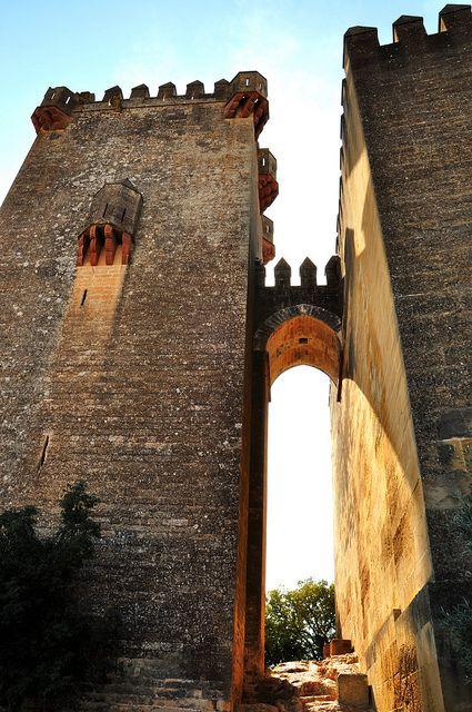 CASTLES OF SPAIN (2) - Castillo de Almodóvar del Río, Córdoba.