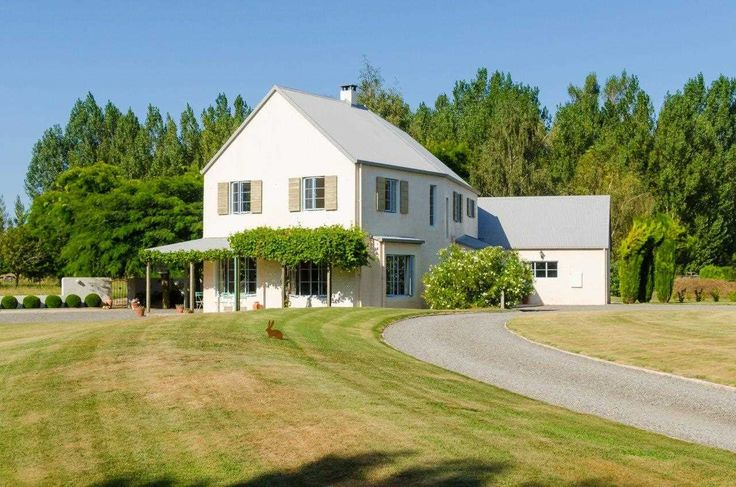 This stunning homestead is the epitome of French provincial-style and grace, conveniently located less than 5 minute's drive from the Masterton town boundary. Constructed for the owners in 1995, it...