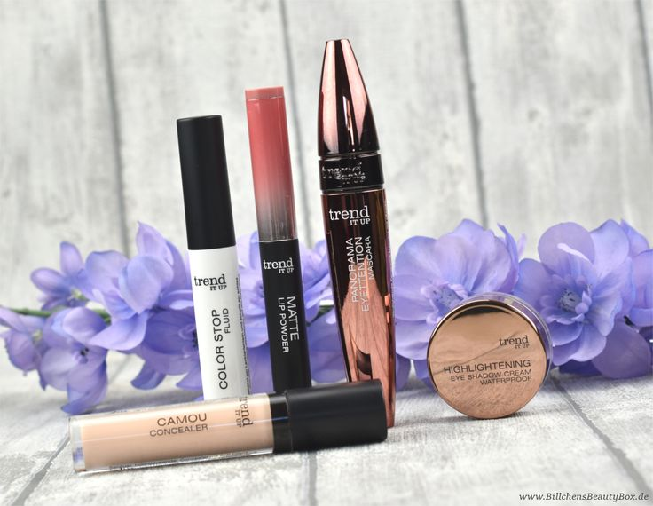 trend IT UP - neues Sortiment Frühling / Sommer 2017 - Kosmetik & MakeUp