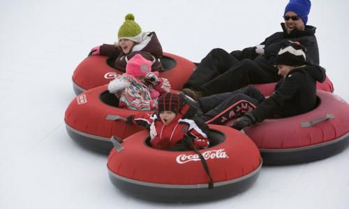 Snow Tubing Breckenridge Colorado
