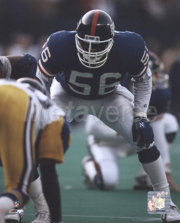 Lawrence Taylor, New York Giants