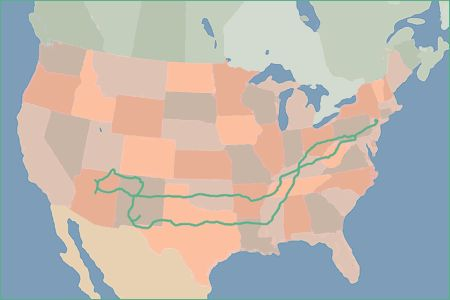 14 summers of RV road trip travels across the USA and Canada | Lolo's Extreme Cross Country RV Trips