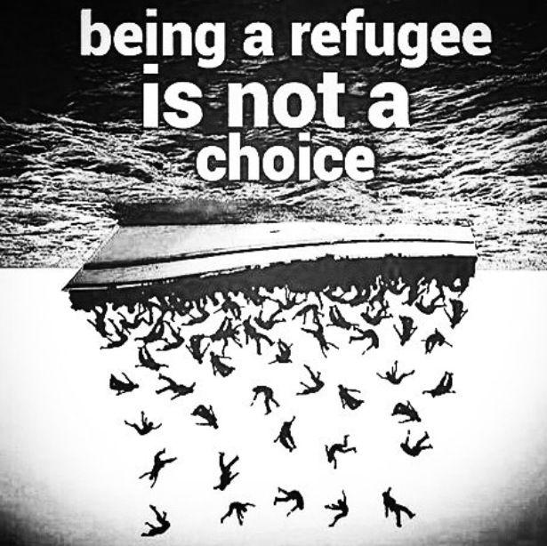 refugees welcome / Sla je PVV-oom om de oren met deze zeven feiten over de vluchtelingencrisishttp://publieketribune.net/sla-je-pvv-oom-om-de-oren-met-deze-zeven-feiten-over-de-vluchtelingencrisis/