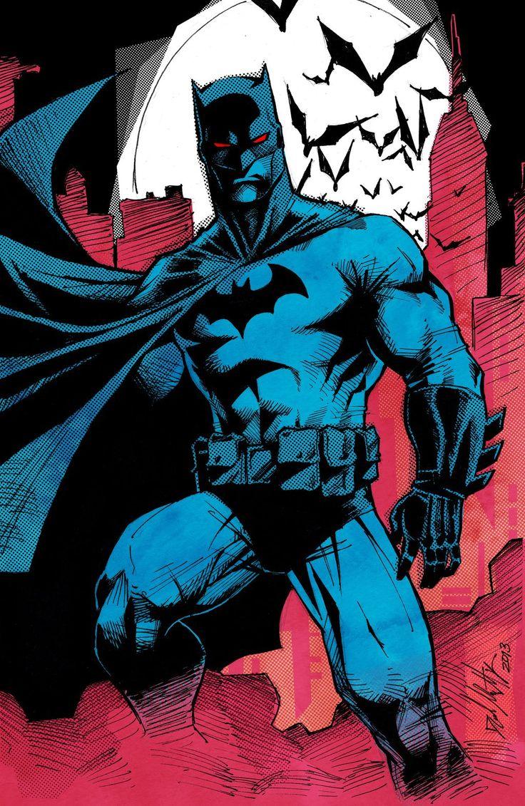 Batman by Djibril Morissette-Phan