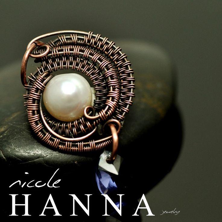 30% + 20% Off Orbit Pendant, Wire Jewelry Tutorial by Nicole Hanna