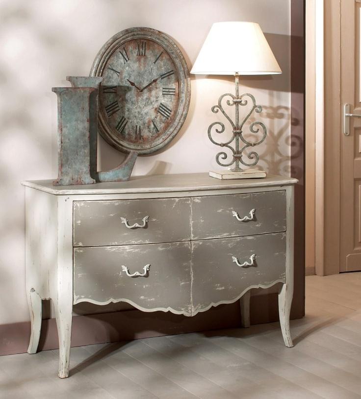 Grande commode 4 tiroirs - Collection Florentin - Copyright Interior's France
