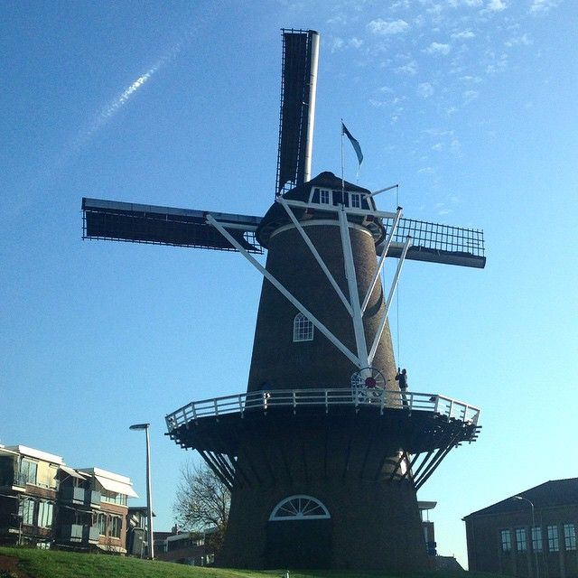 the typical mills in the Netherlands | Doetinchem, Netherland