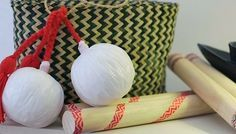 How to make your own authentic handcrafted māori poi and tī rākau sticks