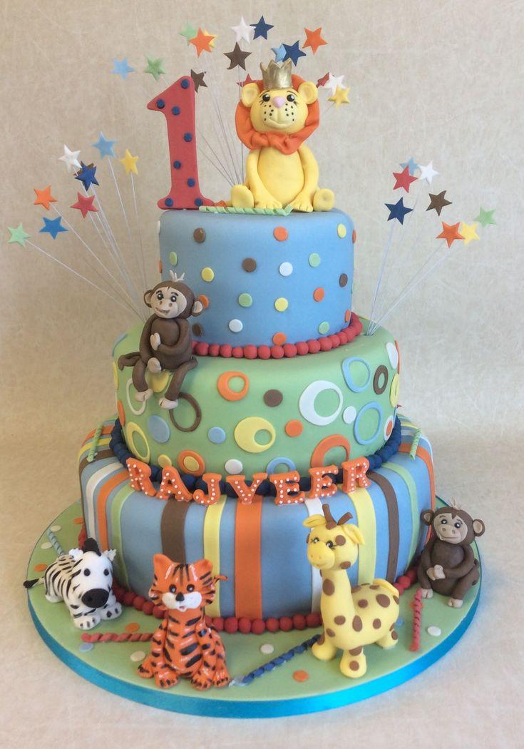 Birthday Cake Celebration Pics