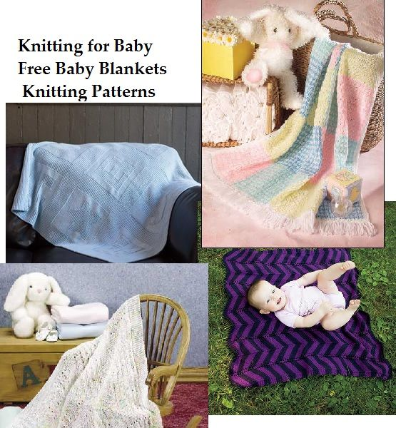 Free Knitting Pattern For Abc Baby Blanket : Free ABC Baby Blanket Knitting Pattern Chevron baby ...