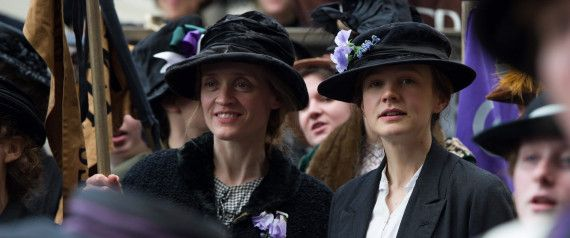 See The Origins Of Feminism At Work In The Powerful First 'Suffragette' Trailer