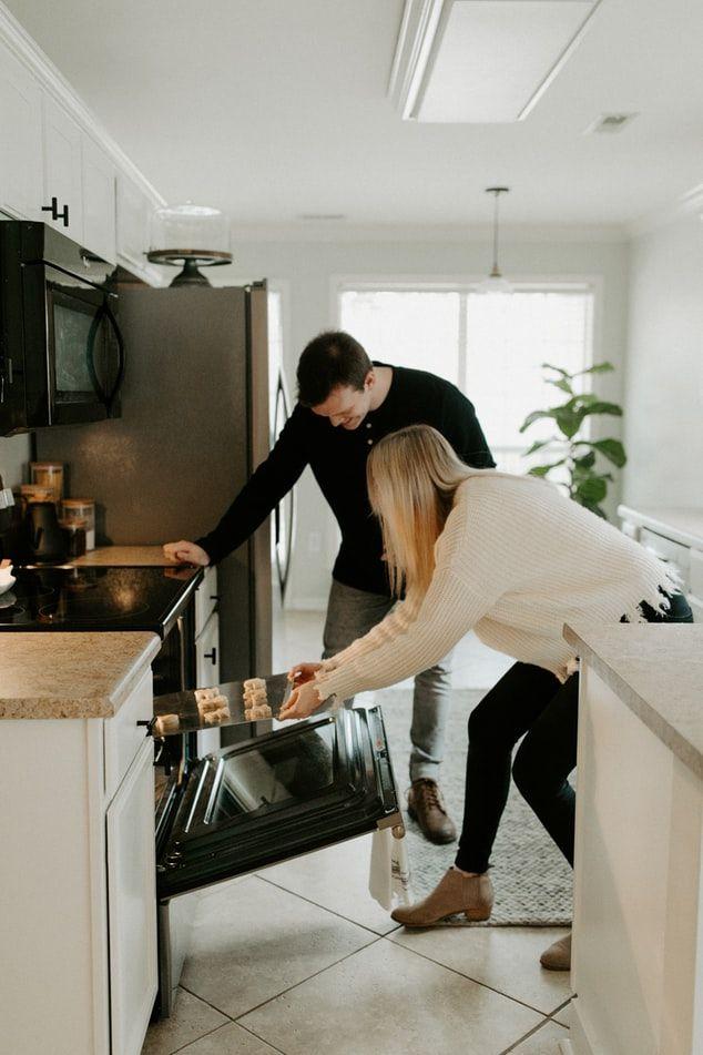 So Spart Man Beim Kochen In 2020 Kuche Einrichten Schoner Wohnen Haushalt