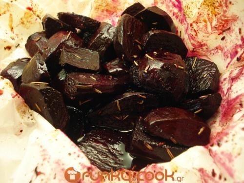 Roasted Beetroots!  Amazing Taste!
