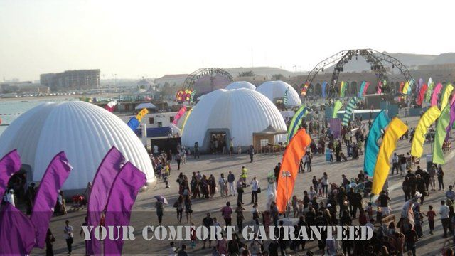 Let your imagination wander  #Inflatable #Temporary #Structure #Events #Inflatable-structure  http://www.brandinteractivation.com/