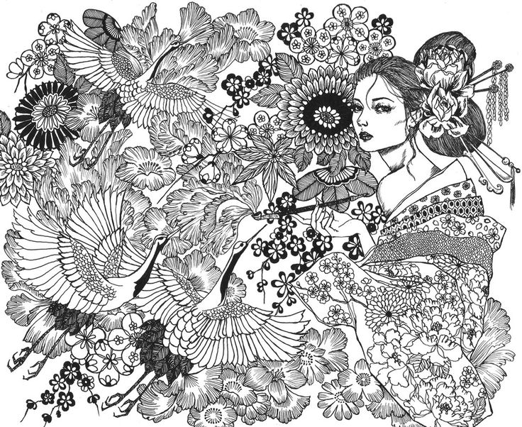 Thailand Coloring Pages