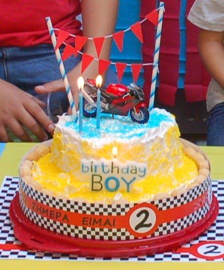 happyartgr: 2nd birthday party of John