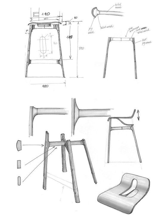 Modern Furniture Drawings 49 best furniture design - secretary desk images on pinterest