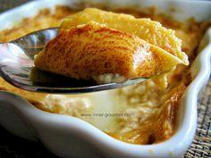 The Inner Gourmet: Baked Custard