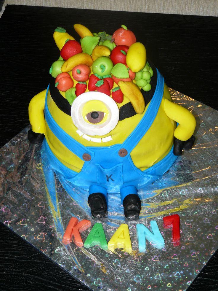 Kaan'ın 7. Doğum Günü Pastası