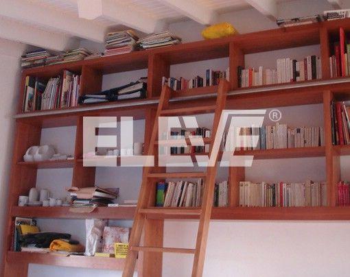 17 mejores ideas sobre escalera de biblioteca en pinterest - Bibliotecas de madera ...