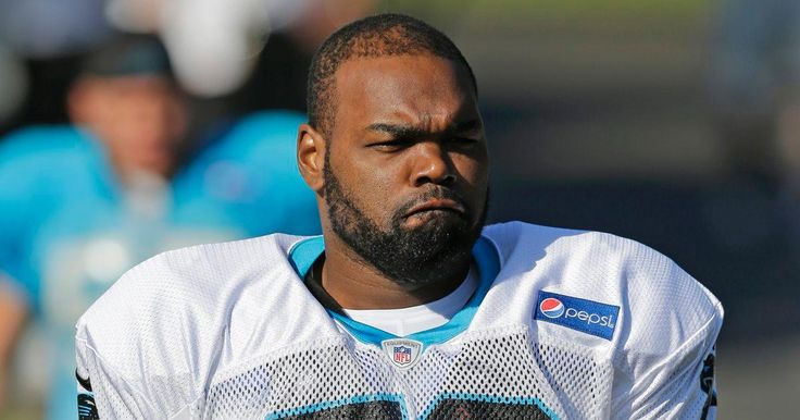 Michael Oher posts pic of pill bottles all for the brain'