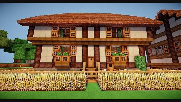 minecraft german house | minecraft | pinterest