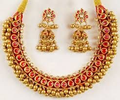 traditional temple jewellery - Google Search