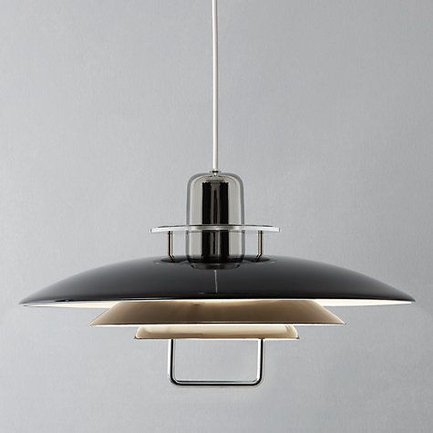 Buy John Lewis Felix Rise and Fall Ceiling Light Online at johnlewis.com £160. by belid.de also white