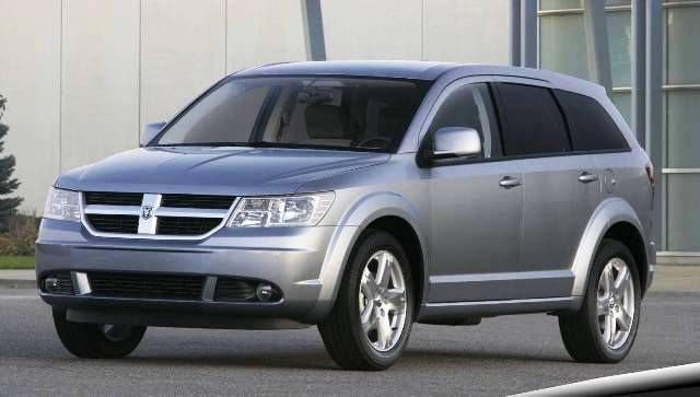 2009 Dodge Journey for Best Used SUV Under 15000