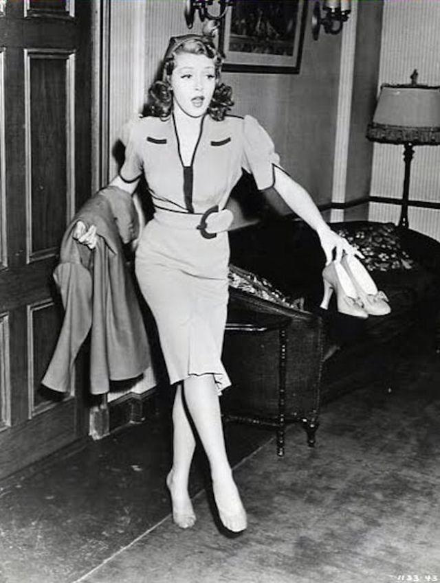 Cheeck to cheeck: Style Icon: Lana Turner  http://dancingcheecktocheeck.blogspot.com