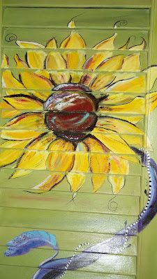 painting furniture, tutorials on painting furniture, painted furniture, funky whimsical painted furniture, hand painted furniture, funky painted furniture